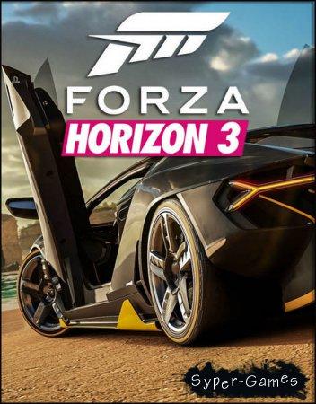 Forza Horizon 3 (2016/RUS/ENG/RePack by SEYTER)