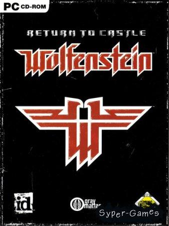Return to Castle Wolfenstein (2001-2016/RUS/ENG/Mod/Repack R.G. Catalyst)
