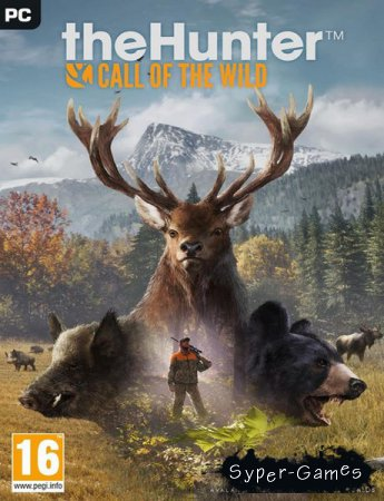 the Hunter: Call of the Wild (2017/RUS/ENG/MULTi/RePack by qoob)