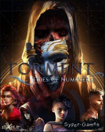 Torment: Tides of Numenera (2017/RUS/ENG/RePack by qoob)