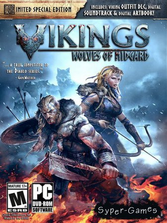 Vikings - Wolves of Midgard (2017/RUS/ENG/RePack by SpaceX)