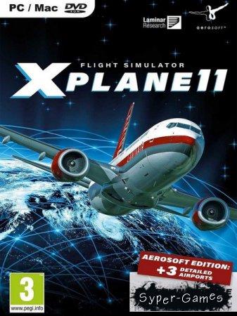 X-Plane 11 (2017/RUS/ENG/RePack by =nemos=)