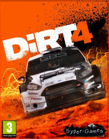 DiRT 4 (2017/ENG/RePack by qoob)