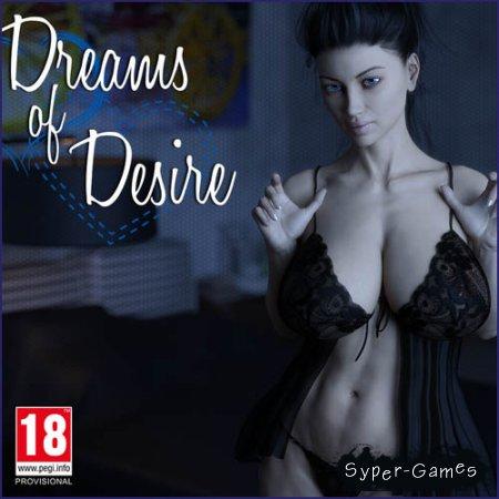Dreams Of Desire (2017/ENG)