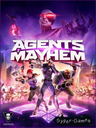 Agents of Mayhem (2017/RUS/ENG/RePack by =nemos=)