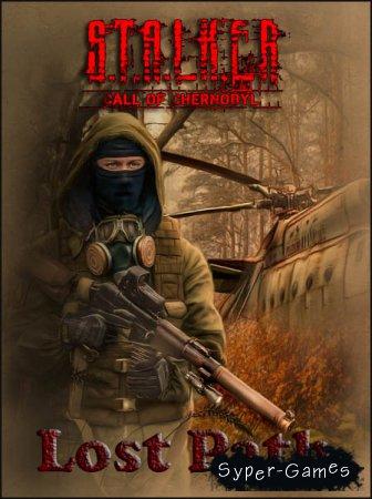 S.T.A.L.K.E.R.: Call of Chernobyl. Lost Path (2017/RUS/RePack by SeregA-Lus)