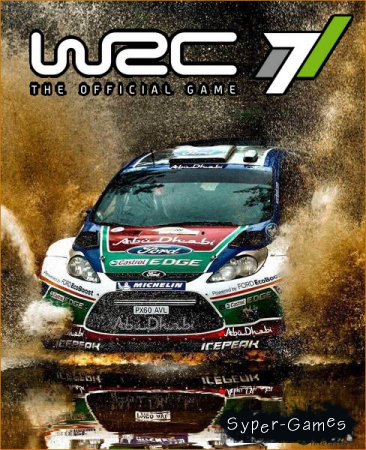 WRC 7 FIA World Rally Championship (2017/RUS/ENG/RePack by xatab)