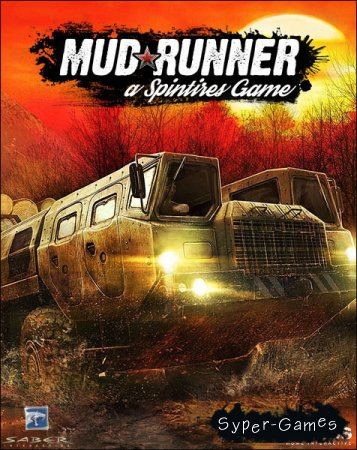Spintires: MudRunner (2017/RUS/ENG/MULTi/RePack by qoob)