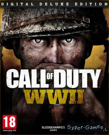 Call of Duty: WWII - Digital Deluxe Edition (2017/RUS/ENG/RePack by xatab)
