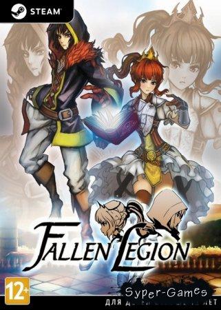 Fallen Legion+ (2018/RUS/ENG/MULTi4)