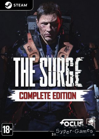 The Surge: Complete Edition (2017/RUS/ENG/RePack)