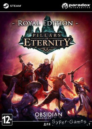 Pillars of Eternity *v.3.07.0.1318* (2015/RUS/ENG/MULTi7/RePack)