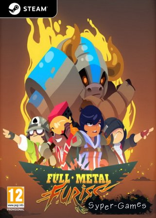 Full Metal Furies (2018/RUS/ENG/MULTi7)
