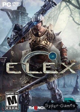 ELEX *v.1.0.2955.0* (2017/RUS/ENG/MULTi8/RePack)
