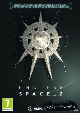 Endless Space 2 - Digital Deluxe Edition (2017/RUS/ENG/MULTi10/Steam-Rip)