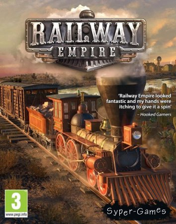 Railway Empire (2018/RUS/ENG/MULTI/License GOG)