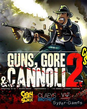 Guns, Gore and Cannoli 2 (2018/RUS/ENG/Multi/RePack by xatab)