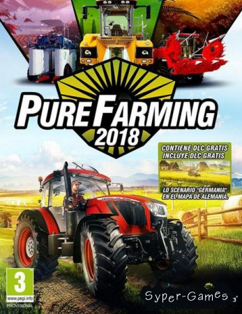 Pure Farming 2018: Digital Deluxe Edition (2018/RUS/ENG/Multi/RePack by qoob)