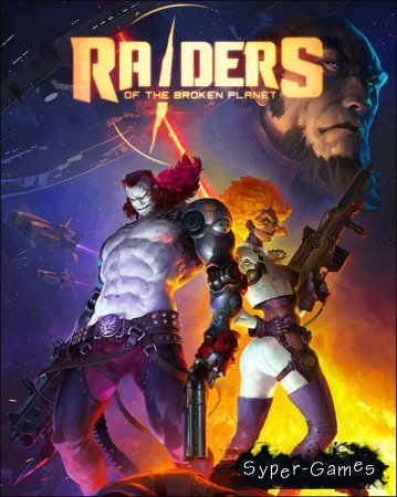 Raiders of the Broken Planet (2018/RUS/ENG/Multi/RePack by SpaceX)