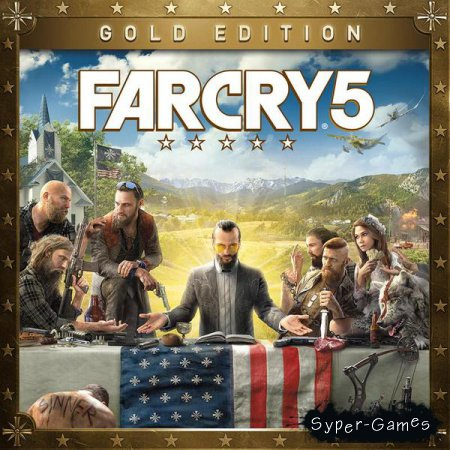 Far Cry 5 - Gold Edition (2018/RUS/ENG/MULTi)