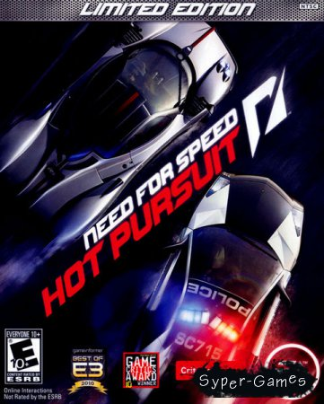 Need for Speed: Hot Pursuit - Limited Edition (2010/RUS/ENG/RePack by xatab)