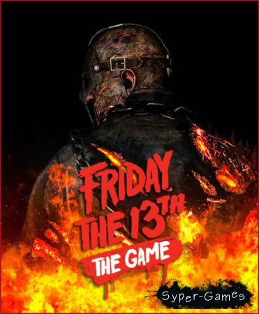 Friday the 13th: The Game (2017/RUS/ENG/Multi/RePack by qoob)