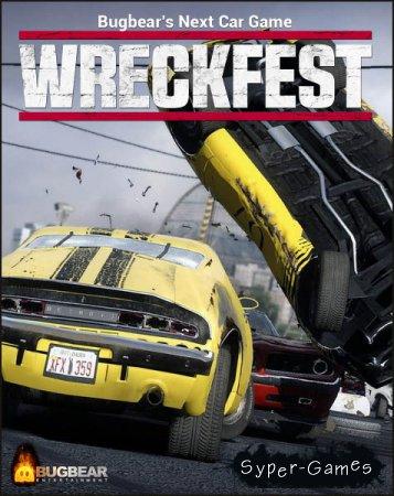 Wreckfest (2018/RUS/ENG/Multi/RePack by xatab)
