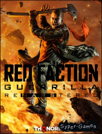 Red Faction Guerrilla Re-Mars-tered (2018/RUS/ENG/MULTi/License)