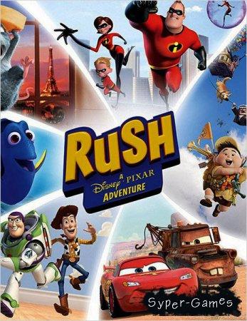 Rush: A Disney Pixar Adventure (2017/RUS/ENG/Multi/RePack by FitGirl)