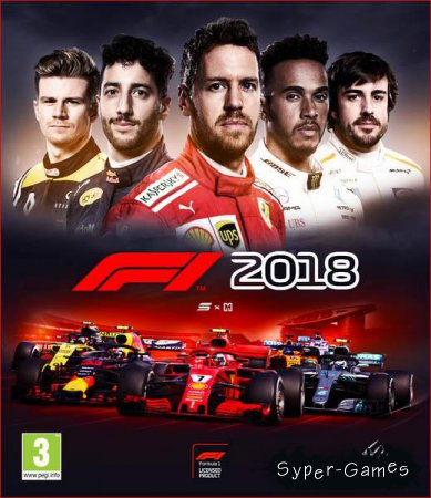 F1 2018: Headline Edition (2018/RUS/ENG/Multi/RePack by qoob)