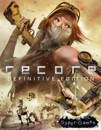 ReCore: Definitive Edition (2018/RUS/ENG/Multi/RePack by qoob)