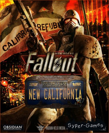 Fallout: New California (2018/RUS/ENG/RePack by qoob)