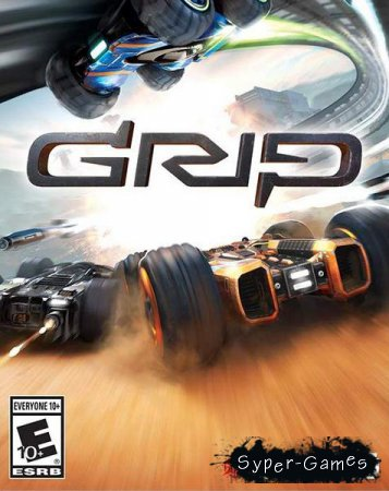 Grip: Combat Racing (2018/RUS/ENG/RePack by xatab)