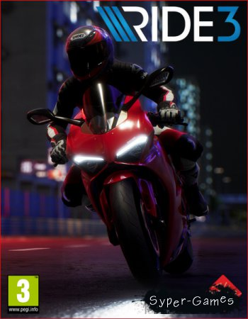Ride 3 (2018/ENG/MULTi)