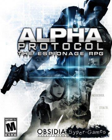 Alpha Protocol (2010/RUS/ENG/Repack by xatab)