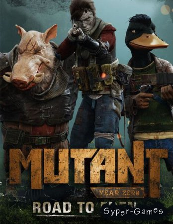 Mutant Year Zero: Road to Eden (2018/RUS/ENG/MULTi)