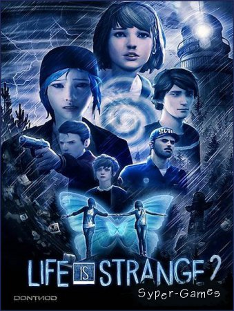 Life is Strange 2 (2018/RUS/ENG/Multi/RePack by xatab)