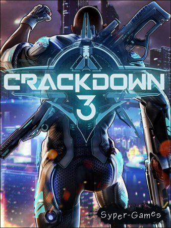 Crackdown 3 (2019/ENG)