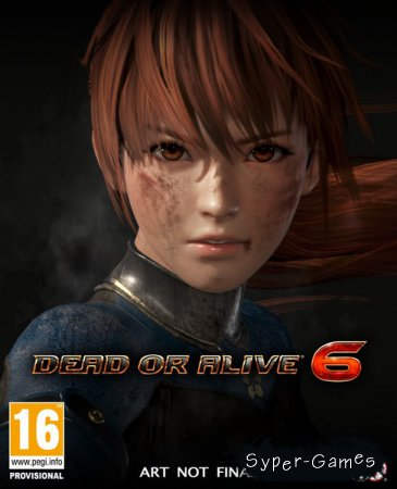 Dead or Alive 6 - Digital Deluxe Edition (2019/RUS/MULTi)