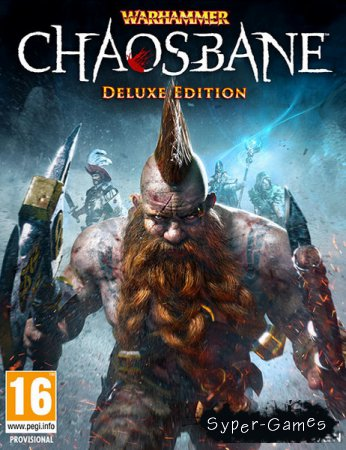Warhammer: Chaosbane Deluxe Edition (2019/RUS/ENG/Multi/RePack by xatab)