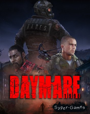 Daymare: 1998 (2019/RUS/ENG/Multi/RePack by xatab)