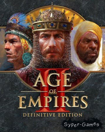 Age of Empires II: Definitive Edition (2019/RUS/ENG/MULTi/RePack by xatab)