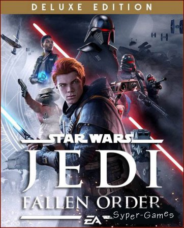 Star Wars Jedi: Fallen Order - Deluxe Edition (2019/RUS/ENG/MULTi/RePack by SpaceX)