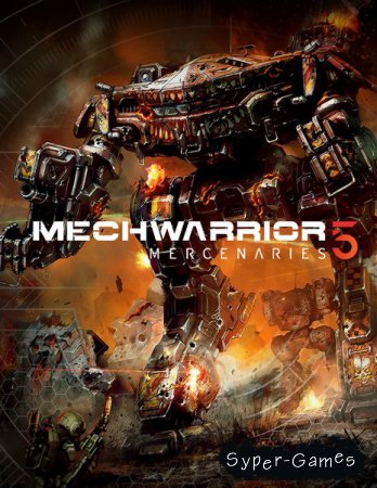 MechWarrior 5: Mercenaries (2019/RUS/ENG/Multi/RePack by xatab)